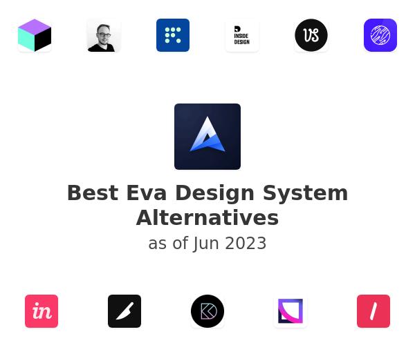 Best Eva Design System Alternatives