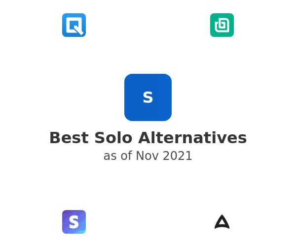 Best Solo Alternatives