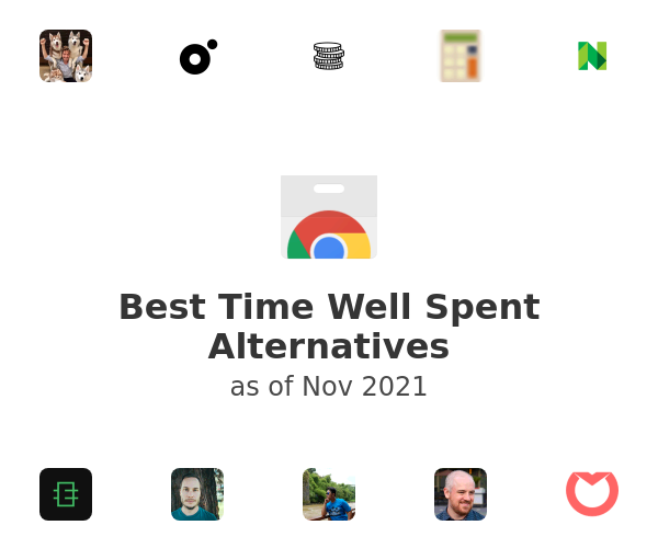 Best Time Well Spent Alternatives