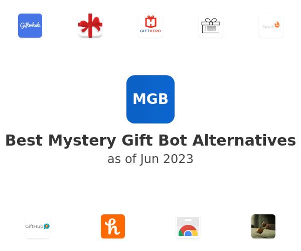 Best Mystery Gift Bot Alternatives