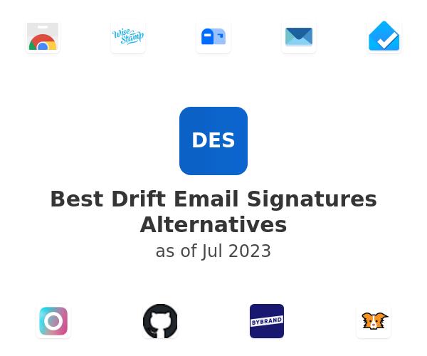 Best Drift Email Signatures Alternatives