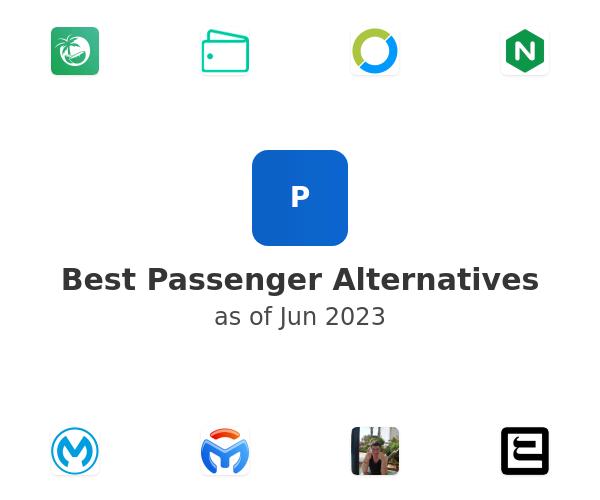 Best Passenger Alternatives