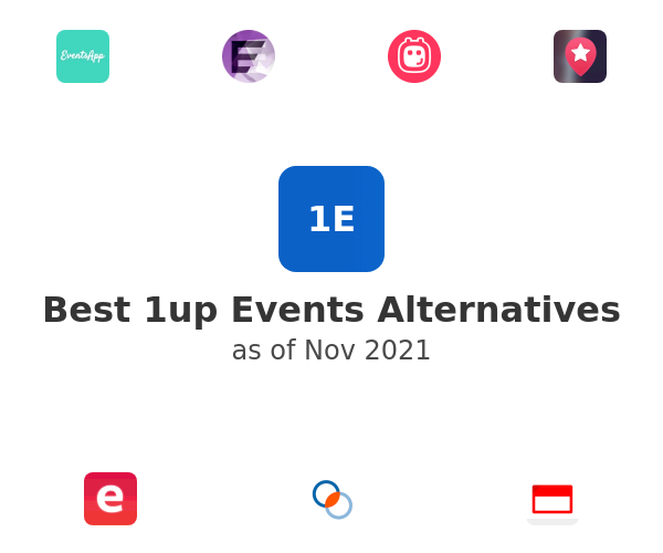 Best 1up Events Alternatives