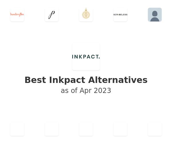 Best Inkpact Alternatives