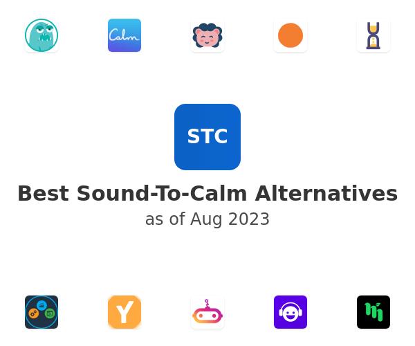 Best Sound-To-Calm Alternatives