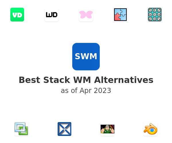 Best Stack WM Alternatives