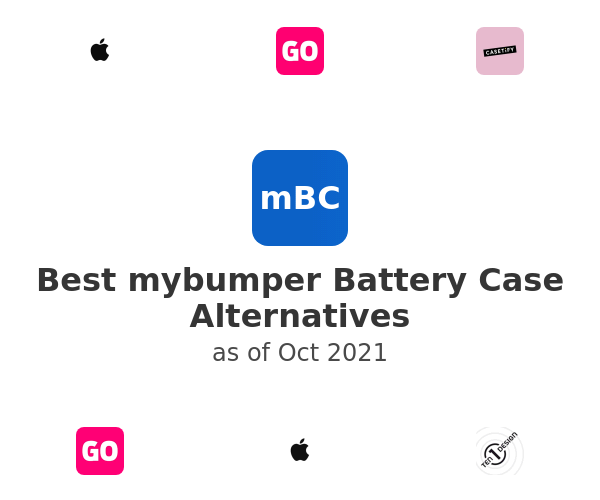 Best mybumper Battery Case Alternatives