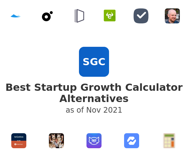 Best Startup Growth Calculator Alternatives