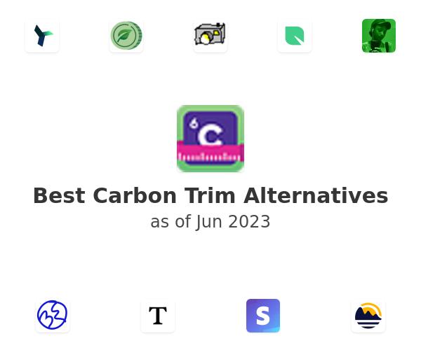 Best Carbon Trim Alternatives