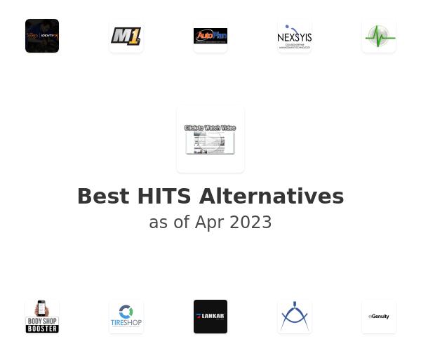Best HITS Alternatives