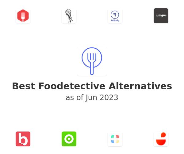 Best Foodetective Alternatives