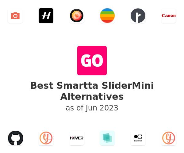 Best Smartta SliderMini Alternatives