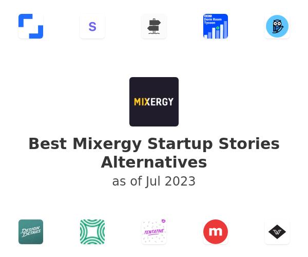 Best Mixergy Startup Stories Alternatives