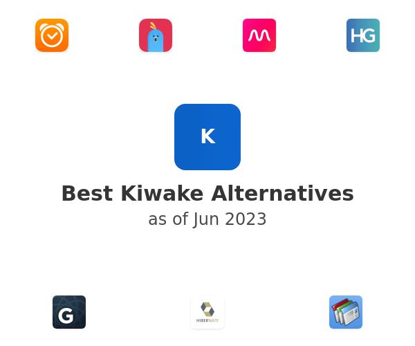 Best Kiwake Alternatives