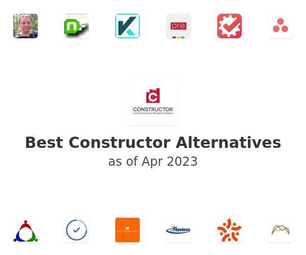 Best Constructor Alternatives
