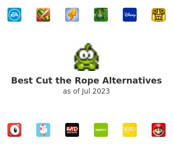 Best Cut the Rope Alternatives