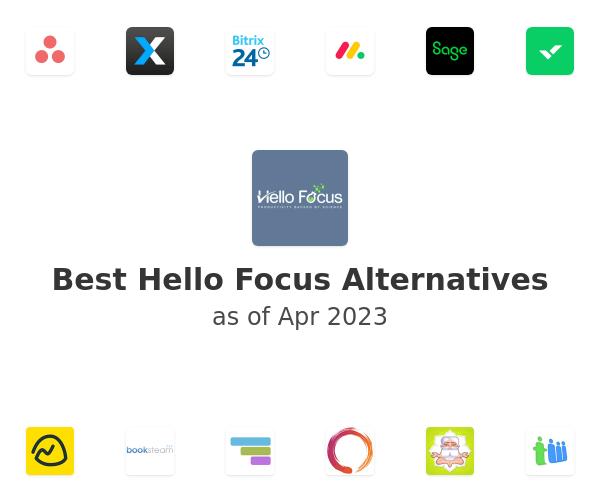 Best Hello Focus Alternatives