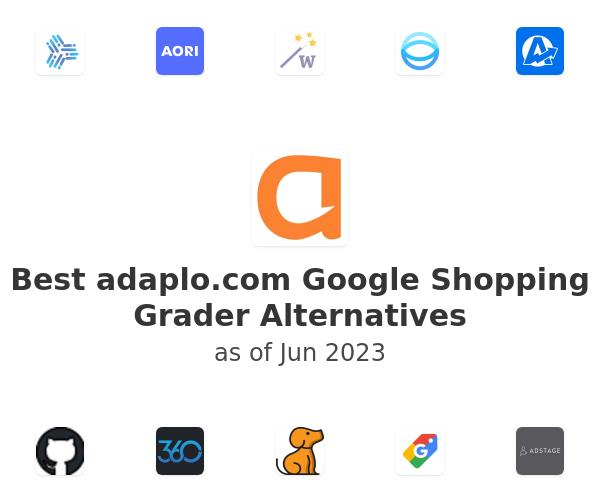 Best Google Shopping Grader Alternatives