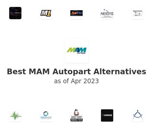 Best MAM Autopart Alternatives