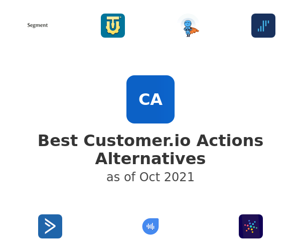 Best Customer.io Actions Alternatives