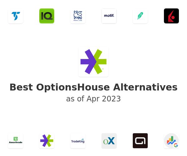 Best OptionsHouse Alternatives