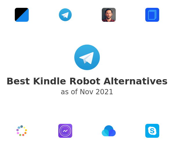 Best Kindle Robot Alternatives