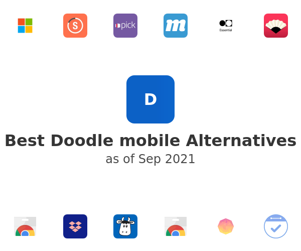 Best Doodle mobile Alternatives