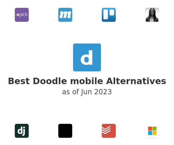 Best Doodle mobile Alternatives