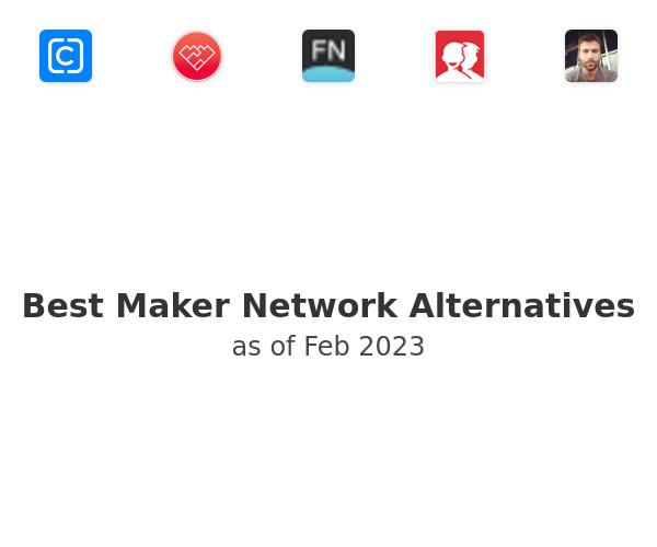 Best Maker Network Alternatives