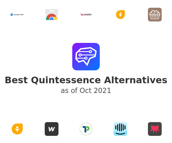 Best Quintessence Alternatives