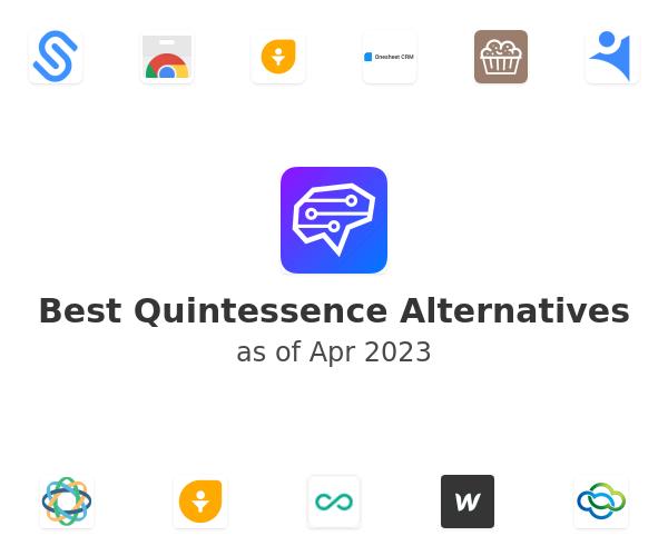 Best Quintessence Alternatives