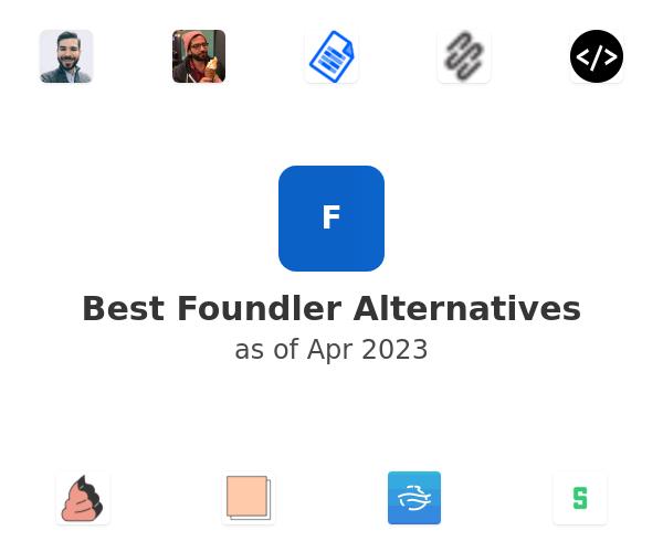 Best Foundler Alternatives