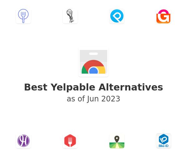 Best Yelpable Alternatives