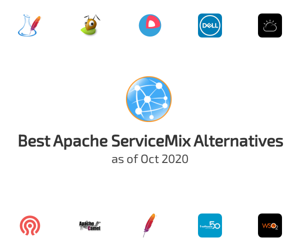 Best Apache ServiceMix Alternatives