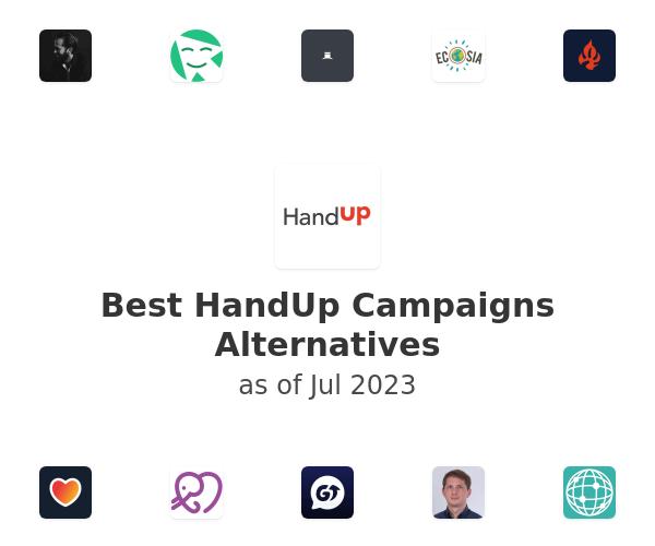Best HandUp Campaigns Alternatives