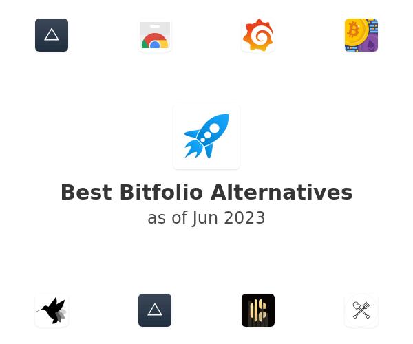Best Bitfolio Alternatives