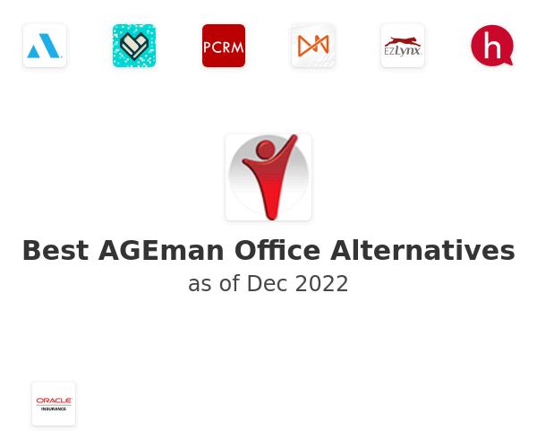 Best AGEman Office Alternatives