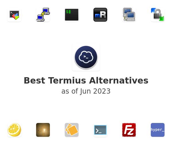 Best Termius Alternatives