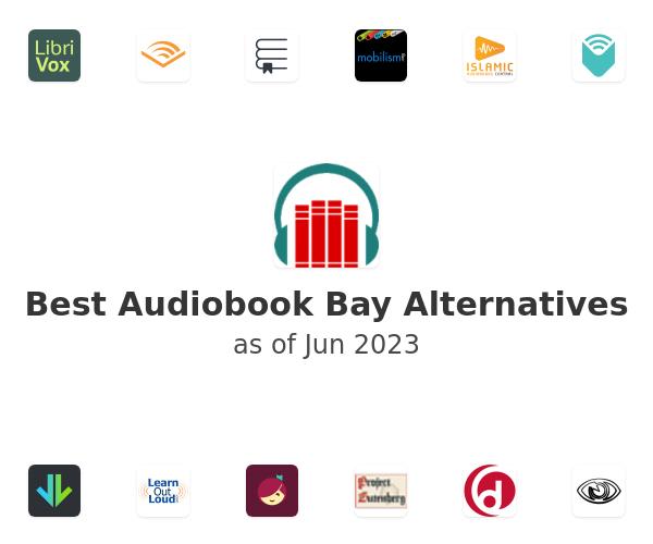 Best Audiobook Bay Alternatives