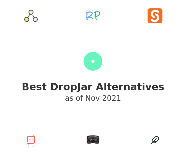 Best DropJar Alternatives