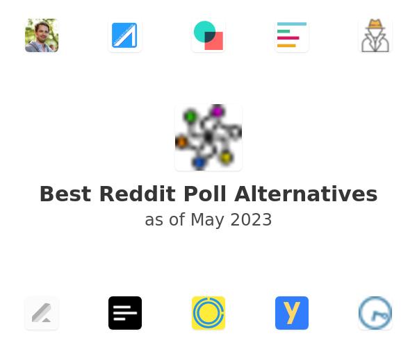 Best Reddit Poll Alternatives