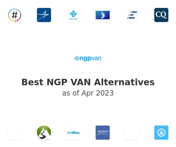 Best NGP VAN Alternatives