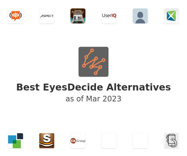 Best EyesDecide Alternatives