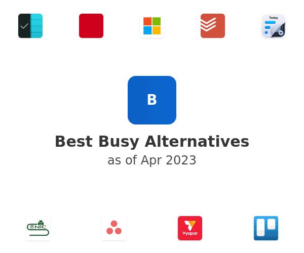Best Busy Alternatives