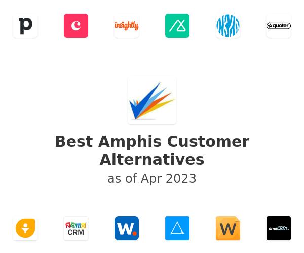 Best Amphis Customer Alternatives