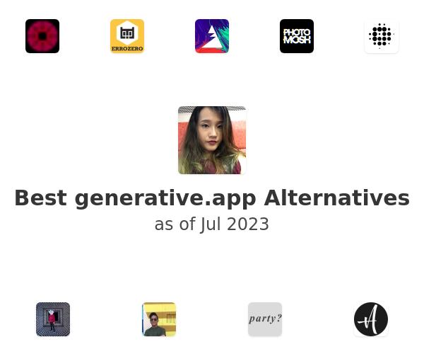 Best generative.app Alternatives