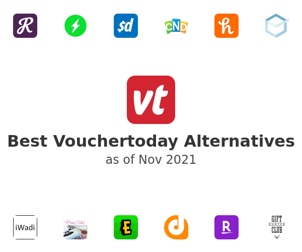 Best Vouchertoday Alternatives
