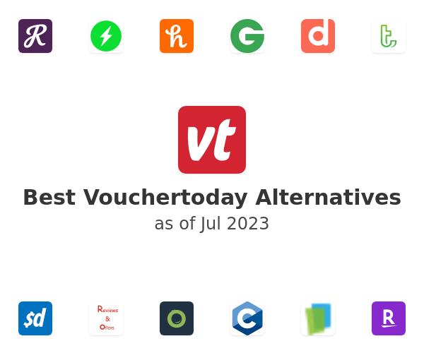 Best Vouchertoday Alternatives