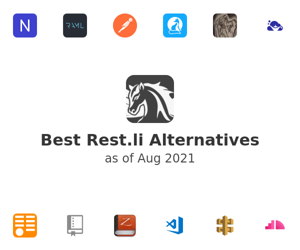 Best Rest.li Alternatives
