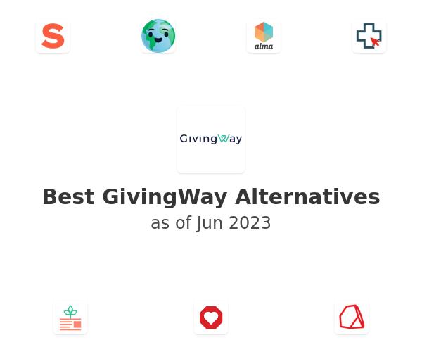 Best GivingWay Alternatives